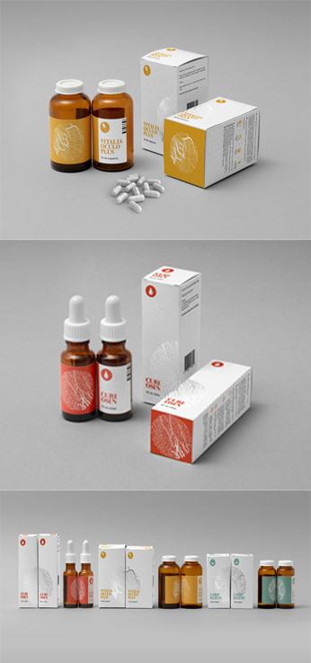 國外藥品創意包裝設計