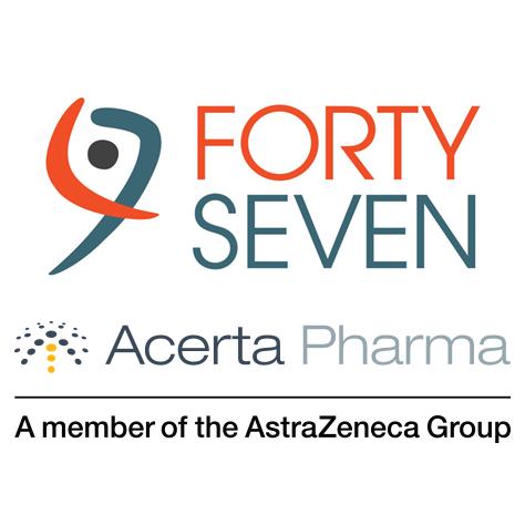 Forty Seven公司宣布与Acerta Pharma合作